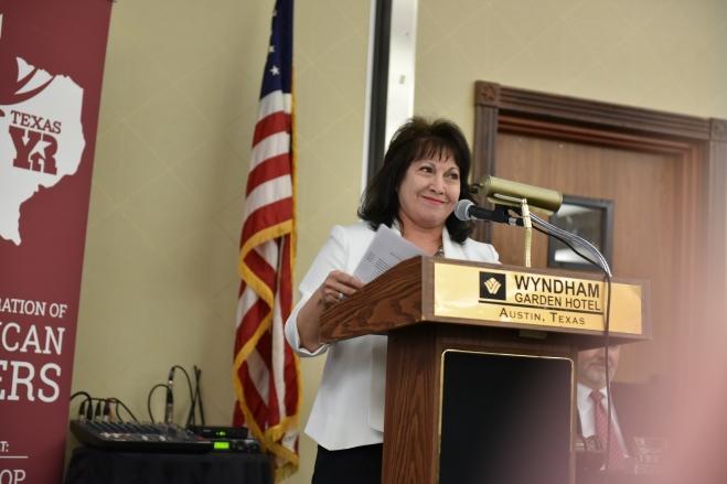 RPT Vice Chair Alma Perez Jackson
